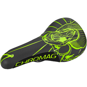 Chromag Overture Satula, black/tight green